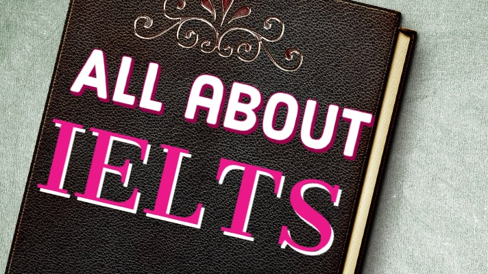 All about the IELTS test