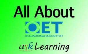 All about OET