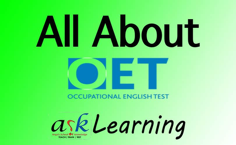 All about OET image