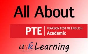 all about pte test