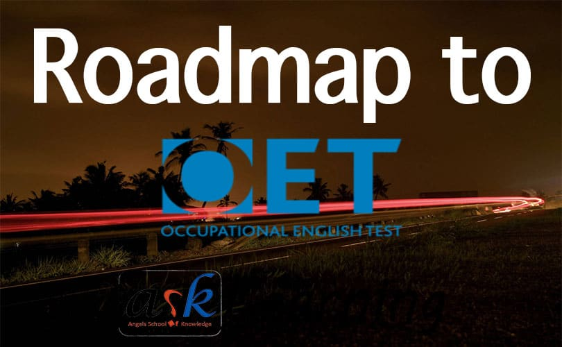 Roadmap to OET image
