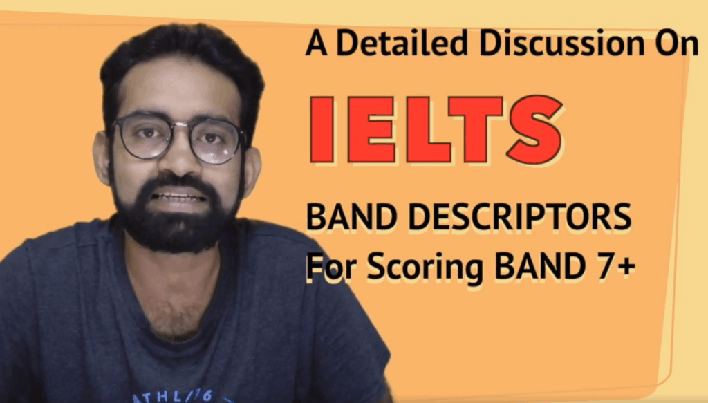 IELTS BAND DESCRIPTORS – Jumping from band 6 to 7