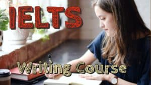 IELTS Writing Course image