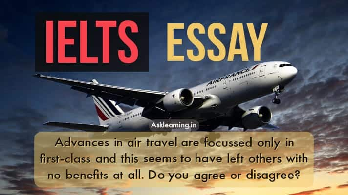 IELTS Essay from June 2020