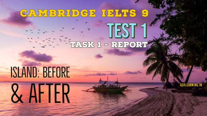 cambridge ielts 9 writing task 1 test 1